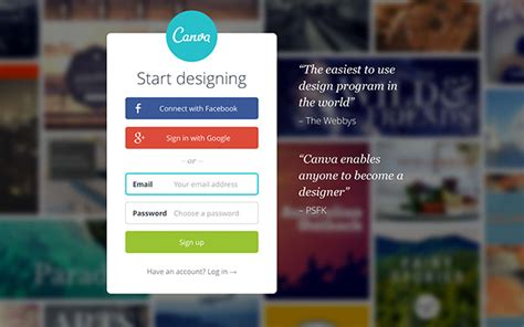 canva website design 15 awesome free blogging tools you will want to use idevie