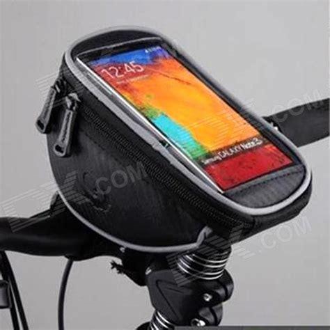 Motorrad Bei Mobile Einstellen by Roswheel Bike Fahrrad Lenker Handytasche W Touch Screen