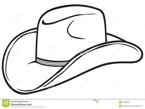 Hat Clipart Black And White cowboy hat clipart black and white clipart panda free