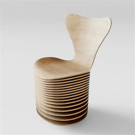 stuhl design arne jacobsen stuhl der serie 7 neu interpretiert