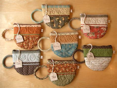 Mug Bags Patchwork Pattern - patchworkpottery pattern shop news