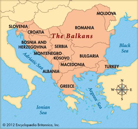 balkans map new strategic calculus for the balkans i orientalreview org