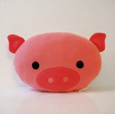 Dust Pluggy Piggy Pig pink pig pillow ready made pigs pig pig and pig ideas
