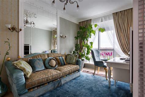 design wallpaper klasik design interior mewah apartment klasik modern desain