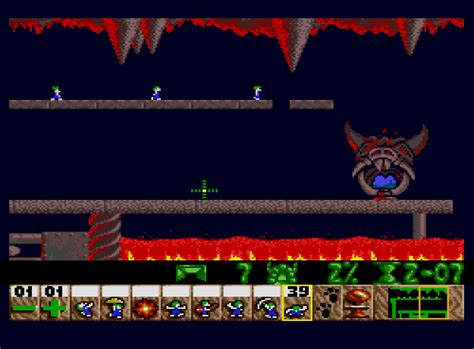emuparadise sega lemmings europe rom