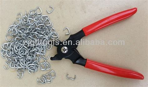 Ring Klem 4 carbon steel garden mesh used netting pliers buy netting pliers c ring pliers hog ring pliers