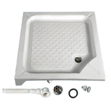 piatto doccia quadrato piatto doccia quadrato cm 80 x 80 ferramenta centro italia