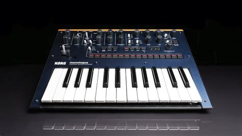 best synth for house music 300 korg monologue synth is a sequel not a mini