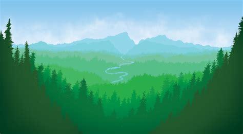 tutorial photoshop landscape paint a simple landscape photoshop creative photoshop