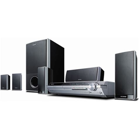 sony dav hdx265 home theater system dav hdx265 b h photo