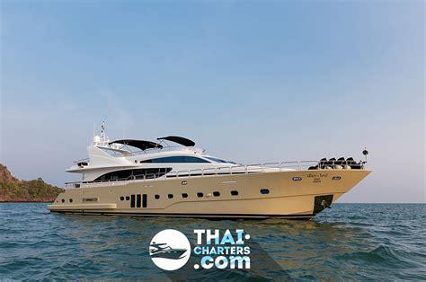 yacht for rent motor yacht for rent in phuket for 1 or more days 171 bilgin 96 187