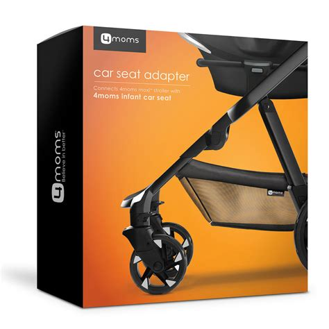 4moms Origami Car Seat Adapter - 4moms moxi stroller infant car seat adapter compatible w