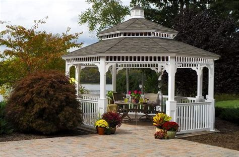 white gazebo gazebo photo gallery at american landscape structures