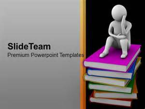 powerpoint templates education theme books are our true friends education theme powerpoint