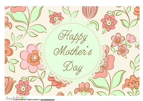 printable wrapping paper mother s day free mother s day printables for moms sisters