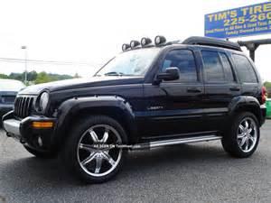 2004 Liberty Jeep 2004 Jeep Liberty Renegade Sport Utility 4 Door 3 7l