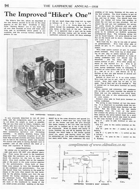 philmore portable radio space charge page 2 the radioboard