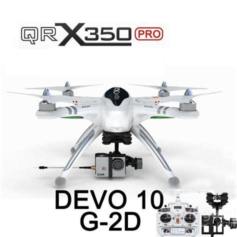 Walkera Qr X350 Pro Set ready to fly walkera qr x350 pro for aerial photography