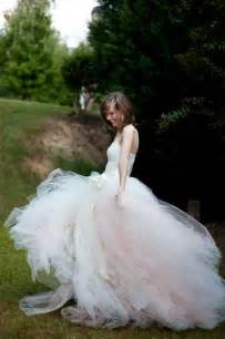 tutu wedding dress cottage and garden re enchanted of a