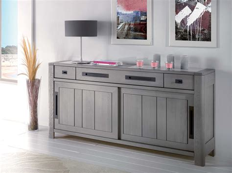 buffet de cuisine 396 bahut design contemporain de423my