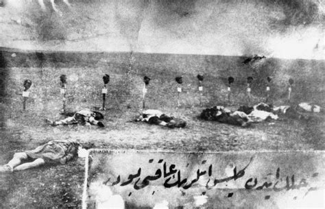 ottoman armenian genocide why israel still refuses to recognize a century old