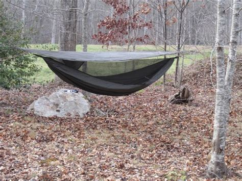 Hennessy Hammock Modifications by Hammock Question Squad