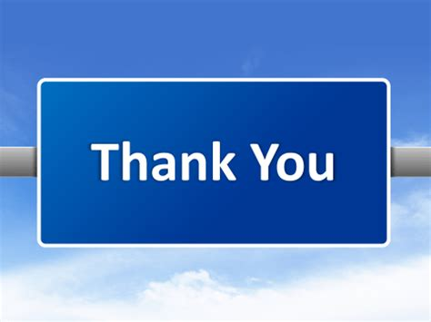 Thank You Powerpoint Template Choice Image Powerpoint Thank You Slide For Ppt Images