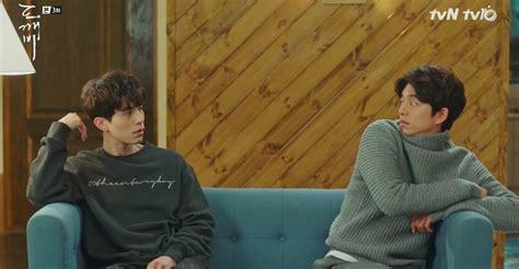 film tentang goblin gong yoo beberkan sikap lee dong wook saat syuting drama