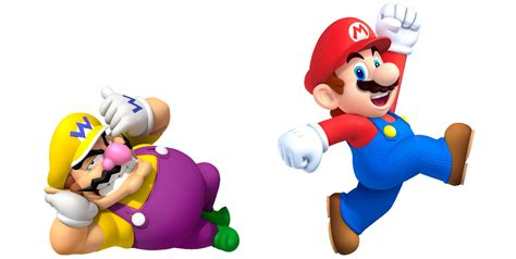 and wario wario and mario www pixshark images galleries with
