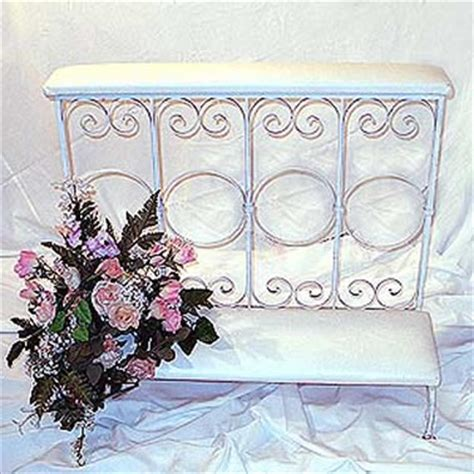 kneeling bench for wedding best rental service wedding kneeling bench