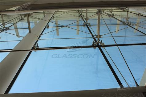 spider glass curtain wall architectural fa 231 ade for advertisement company hq