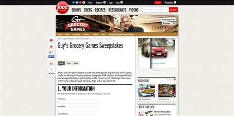 Sweepstakes Registration - hgtv sweepstakes 2014 registration html autos weblog