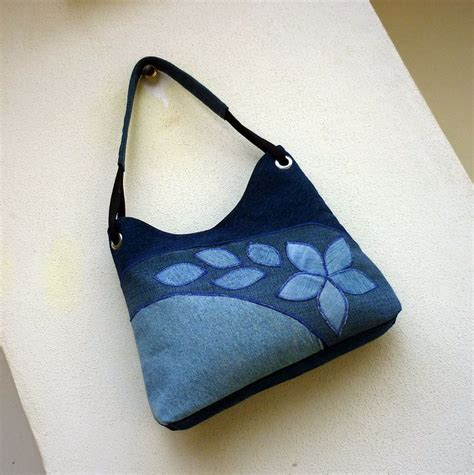 Baglis Delia Tote Bag Blue 855 best 2 denim recycled totes bags purses images