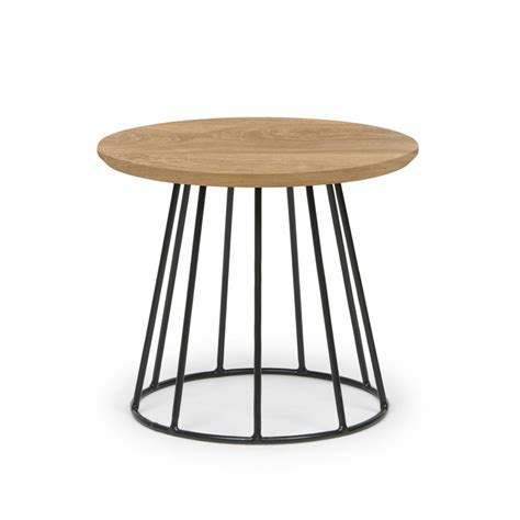 Dining Side Table Column Tapered Side Table Occasional Dining