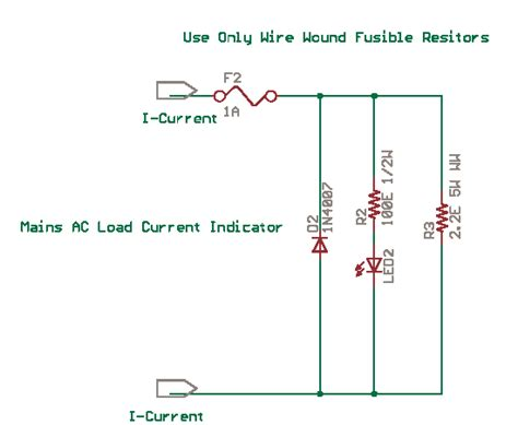 led capacitor charge indicator november 2004 delabs schematics electronic circuit