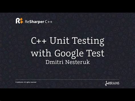 unit testing tutorial google test 1 a setup googletest in netbeans funnycat tv