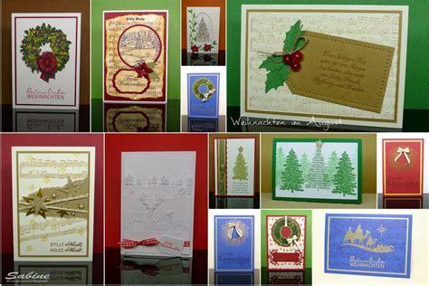 karten werkstatt kartenwerkstatt weihnachtsarbeiten