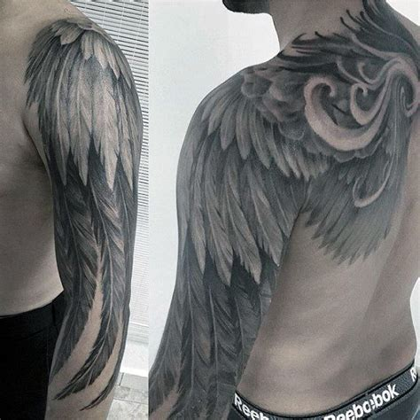 angel wing tattoo for men 257 best design ideas images on