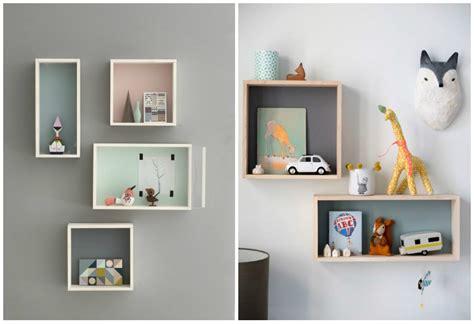 estantes para dormitorios ideas low cost para dormitorios infantiles estantes la
