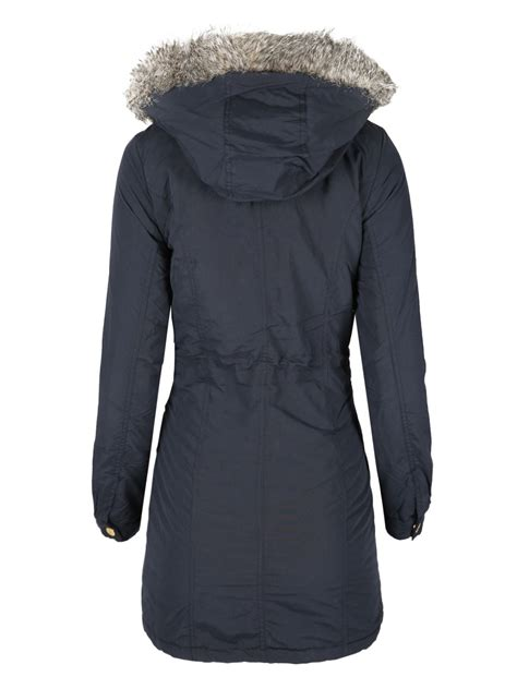 womens faux fur hooded quilted winter parka jacket coat plus sizes 8 24