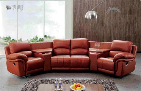 genuine leather sofa set genuine leather reclining sofa set energywarden