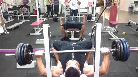 bench press 100kg greatsak max reps on 100kg bench press 82kg body weight