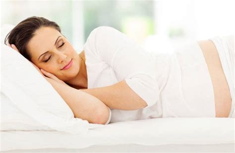 comfortable position during pregnancy important and healthy sleeping positions for all