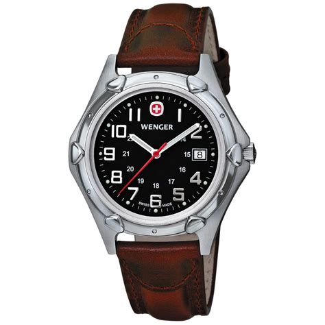 s wenger 174 73114 standard issue xl with leather