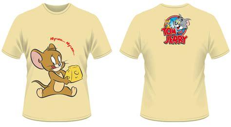 design kaos menara eifel jerry collections t shirts design