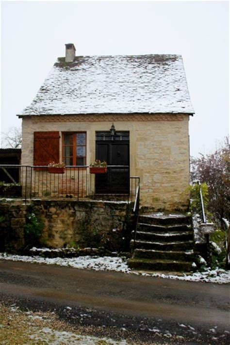 tiny house france family uses 17th century tiny stone cottage in france for