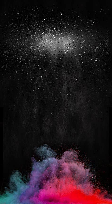 black color background black texture background poster splash of color black