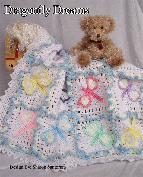 Free Crochet Patterns For Babies Blankets by Baby Blanket Crocheted Free Pattern Crochet Learn How