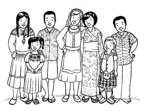 chinese family coloring page 172 free coloring pages for kids chinese family coloring