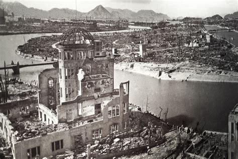 imagenes reales bomba hiroshima las bombas que cambiaron el mundo siempre hacia el oeste